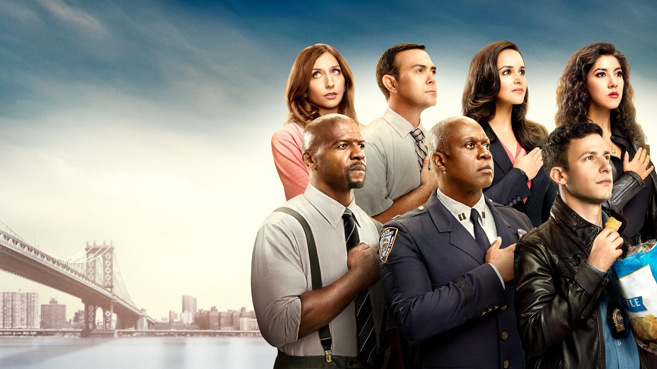Brooklyn Nine-Nine seriesDetail
