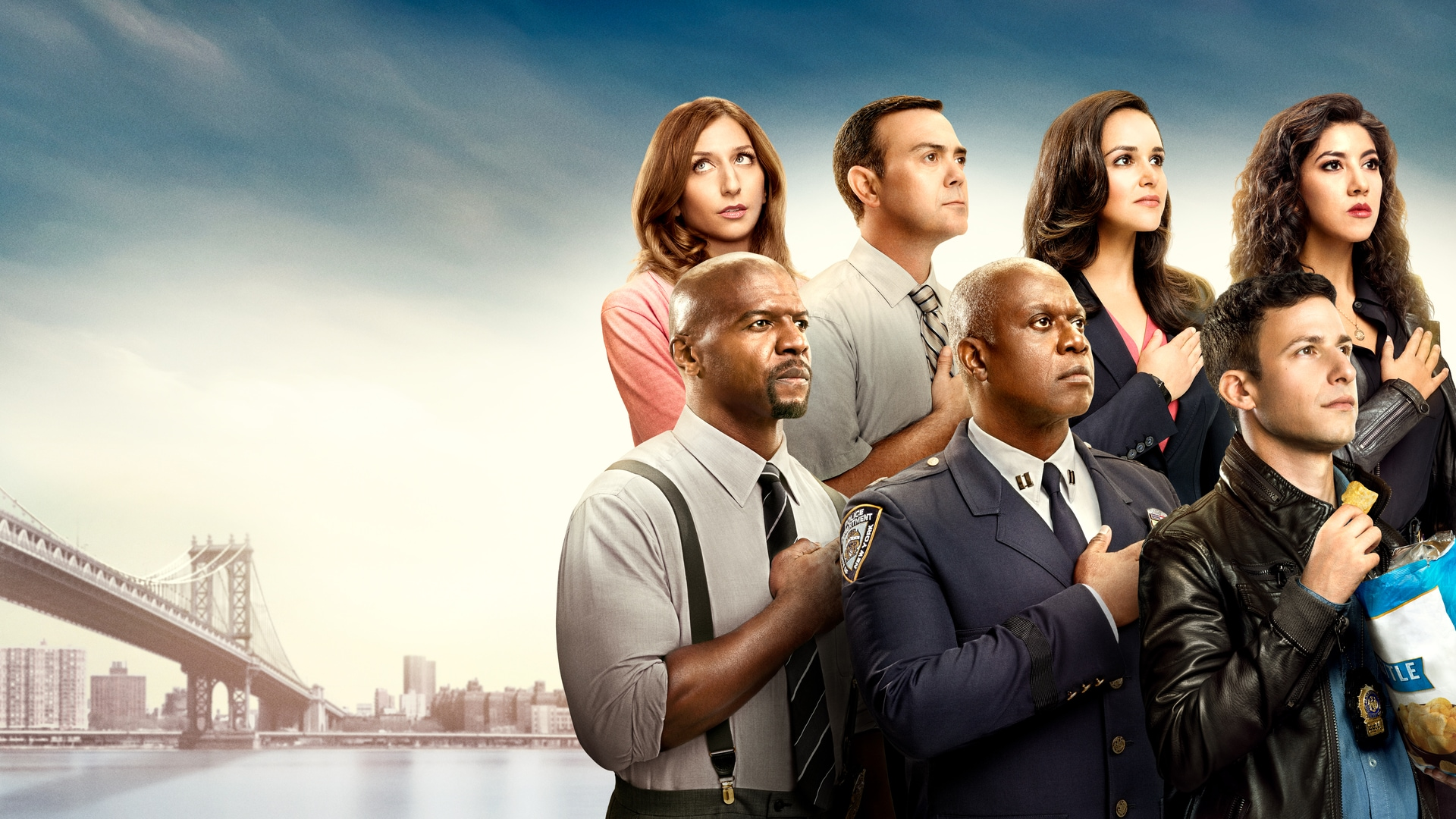 Watch Full Episodes | Brooklyn Nine-Nine on FOX
