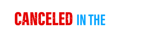Canceled in the USA logo