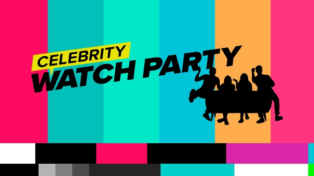 Celebrity Watch Party on FREECABLE TV