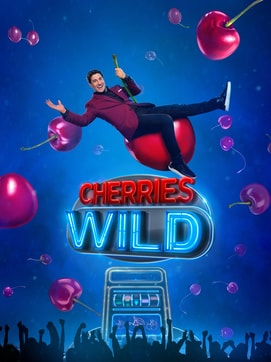 Cherries Wild dcg-mark-poster