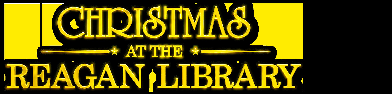 Christmas at The Reagan Library
