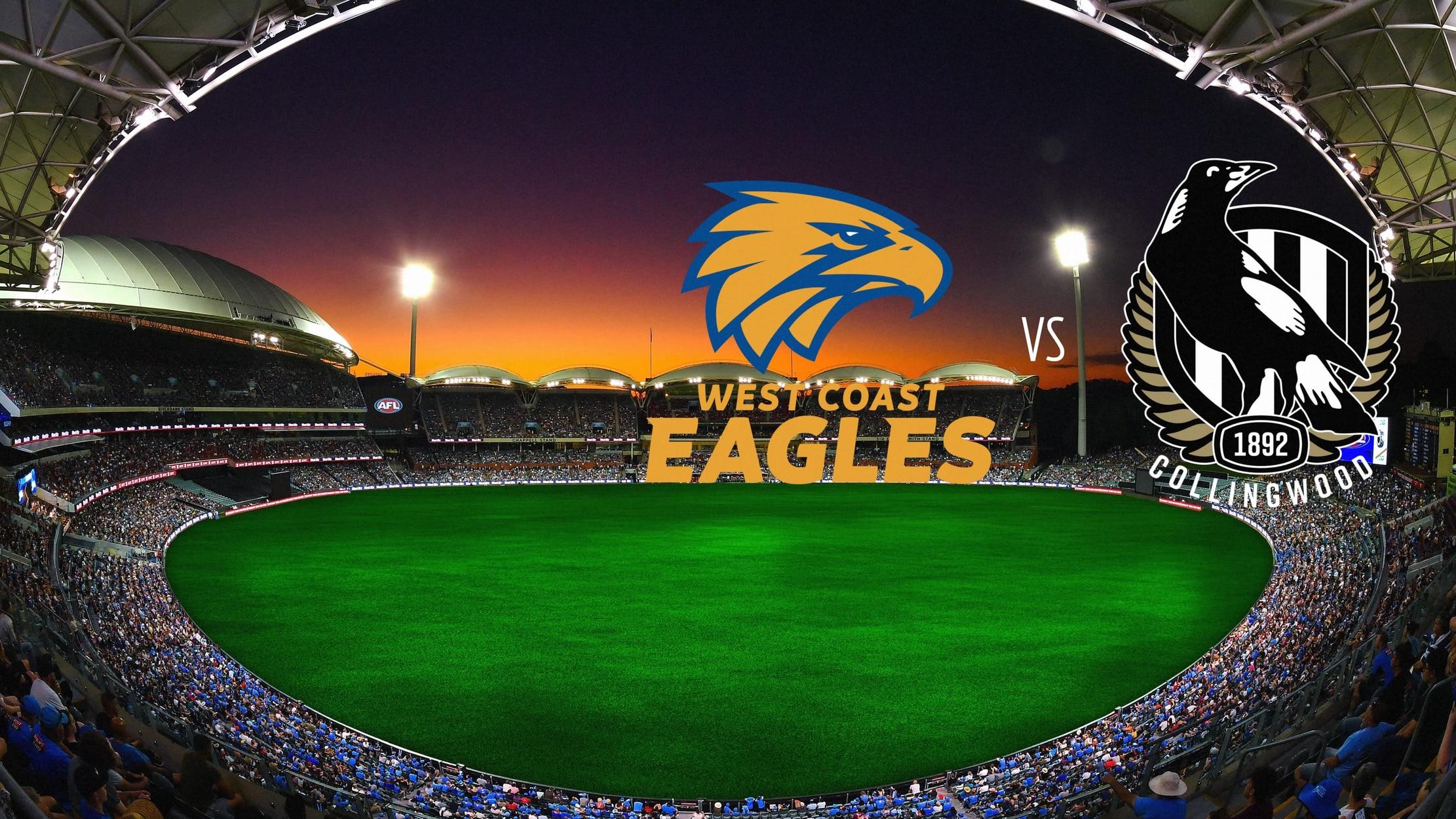 AFL Premiership Football - Collingwood Magpies at West Coast Eagles