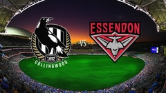 AFL Premiership Football - Collingwood Magpies vs. Essendon Bombers