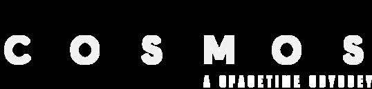 Cosmos: A Spacetime Odyssey logo
