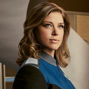 Kelly Grayson Adrianne Palicki The Orville
