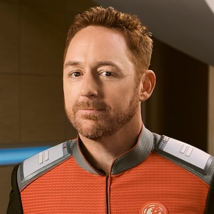 Gordon Malloy Scott Grimes The Orville