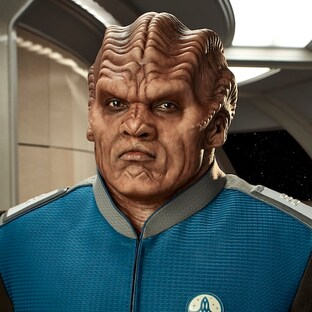 Lt. Commander Bortus Peter Macon The Orville