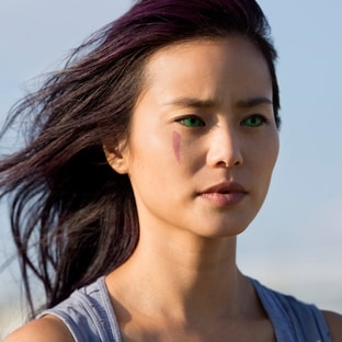 Clarice Fong / Blink Jamie Chung The Gifted