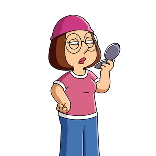 Meg Griffin Mila Kunis Family Guy