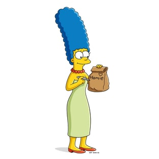 Marge Simpson/ Patty Bouvier/Selma Bouvier/Grandma Jackie Bouvier Julie Kavner The Simpsons
