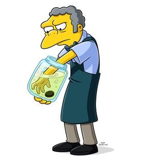 Moe Szyslak/Apu Nahasapeemapetilon/Chief Clancy Wiggum/Dr. Nick Riviera Hank Azaria The Simpsons