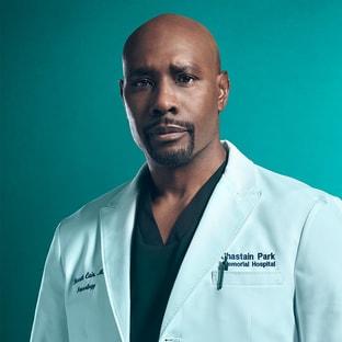 Dr. Barrett Cain Morris Chestnut The Resident