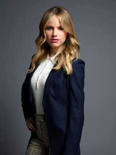 Ainsley Whitly Halston Sage Prodigal Son
