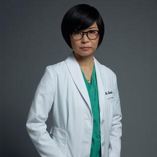 Dr. Edrisa Tanaka Keiko Agena Prodigal Son