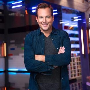Host Will Arnett LEGO Masters