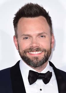 Host Joel McHale New Year's Eve Toast & Roast 2021
