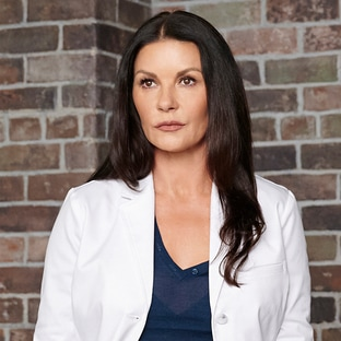 Dr. Vivian Capshaw Catherine Zeta-Jones Prodigal Son
