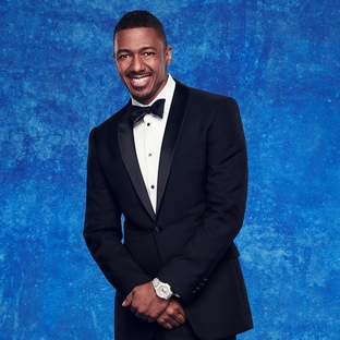 Host Nick Cannon The Masked Singer