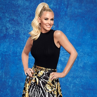 Panelist Jenny McCarthy The Masked Singer