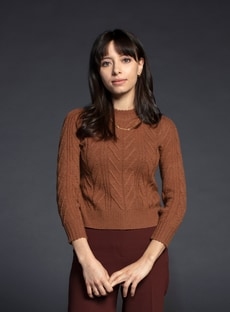Abby LeBlanc Elizabeth Cappuccino NEXT