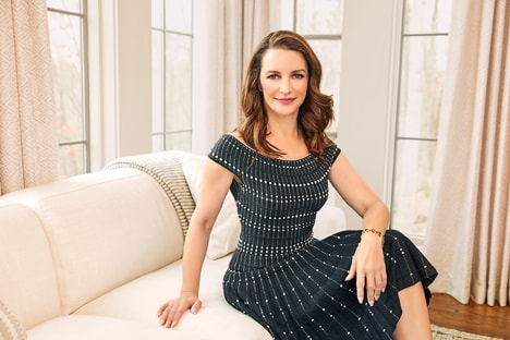 Host Kristin Davis Labor of Love