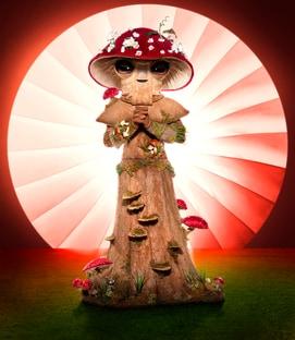 Costume Mushroom The Masked Singer