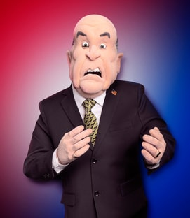 Rudy Giuliani The Rudy Giuliani Puppet Let's Be Real