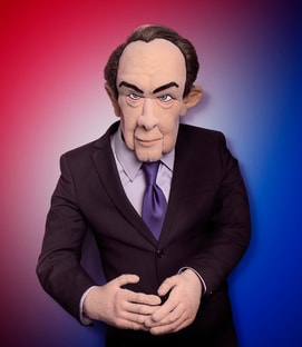 Charlie Rose The Charlie Rose Puppet Let's Be Real