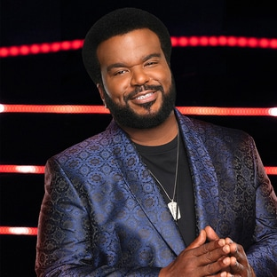 Host Craig Robinson The Masked Dancer