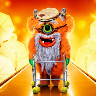 Mask Grandpa Monster The Masked Singer