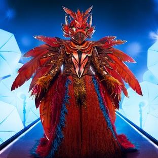 Mask Phoenix The Masked Singer