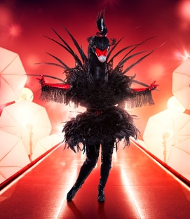 Mask Black Swan The Masked Singer