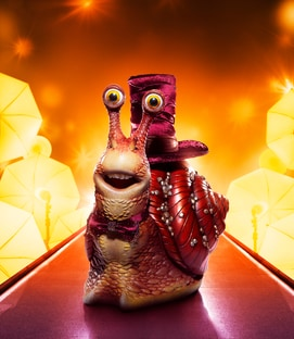 Mask Snail The Masked Singer