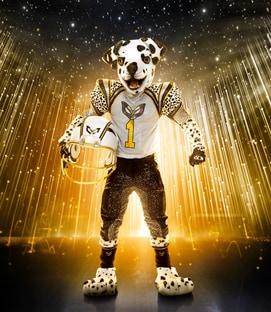 Mask Dalmatian The Masked Singer