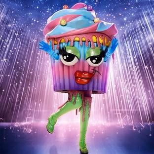 Mask Cupcake The Masked Singer