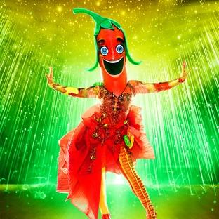 Mask Pepper The Masked Singer