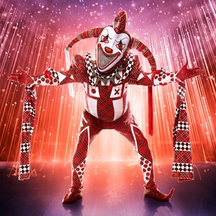 Mask Jester The Masked Singer