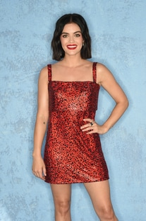 Host Lucy Hale Teen Choice