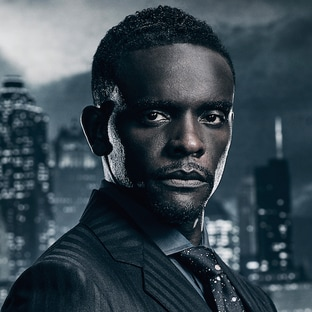 Lucius Fox Chris Chalk Gotham