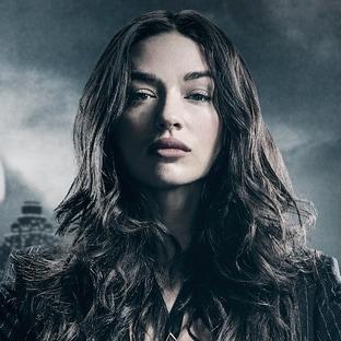 Sofia Falcone Crystal Reed Gotham
