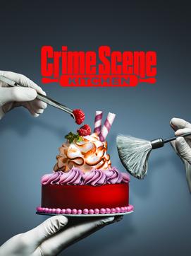 Crime Scene Kitchen dcg-mark-poster