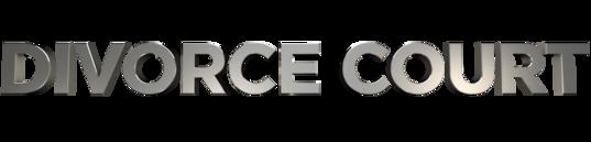Divorce Court logo