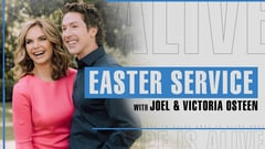 Easter Service with Joel and Victoria Osteen