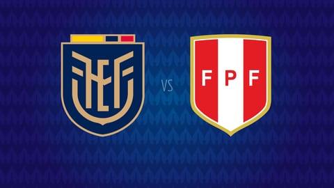 2021 Copa America - Ecuador vs. Peru 2021-06-23 seriesList