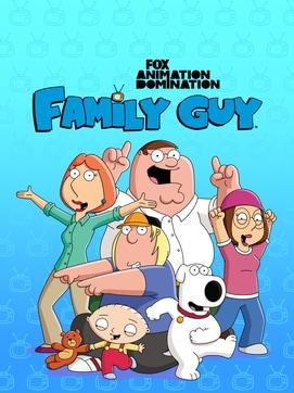 Family Guy dcg-mark-poster
