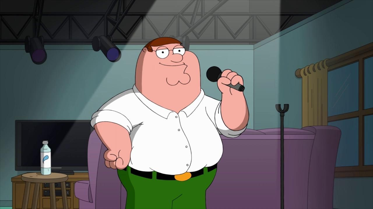 Watch Family Guy: Season 17, Episode 5,