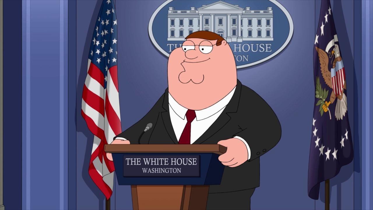 Watch Family Guy: Season 17, Episode 11,