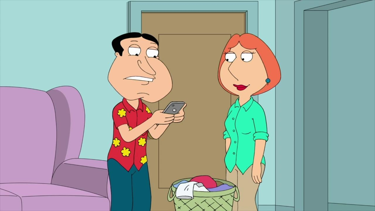 family guy s17 e4 big trouble in little quahog