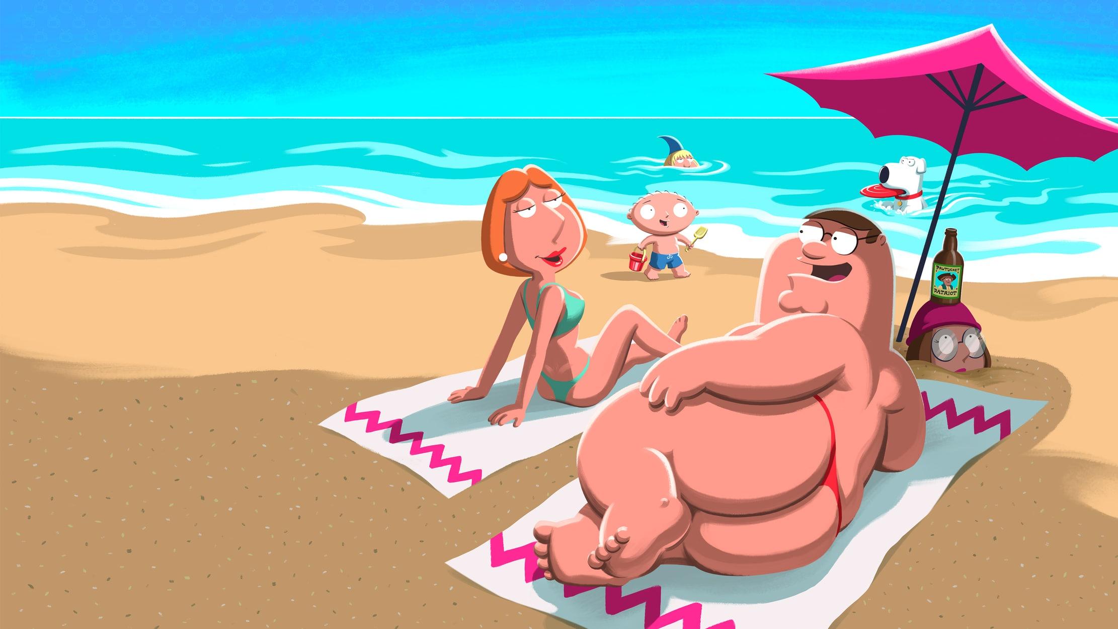Family Guy seriesDetail